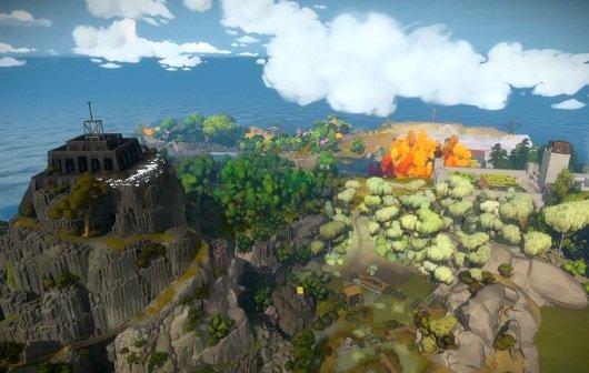 The Witness: Neuer Titel von Jon Blow kommt zuerst für die PS4