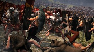Total War - Rome 2: Gameplay-Video zeigt die Schlacht im Teutoburger Wald
