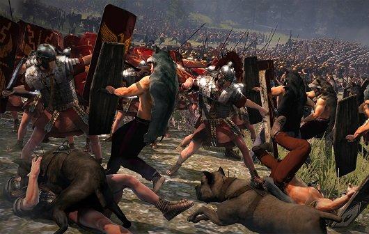 Total War - Rome 2: Gameplay-Video zeigt die Schlacht im Teutoburger Wald