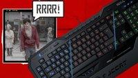 Warm Bodies Gewinnspiel: Roccat-Gaming-Set (Keyboard+Maus) gewinnen!