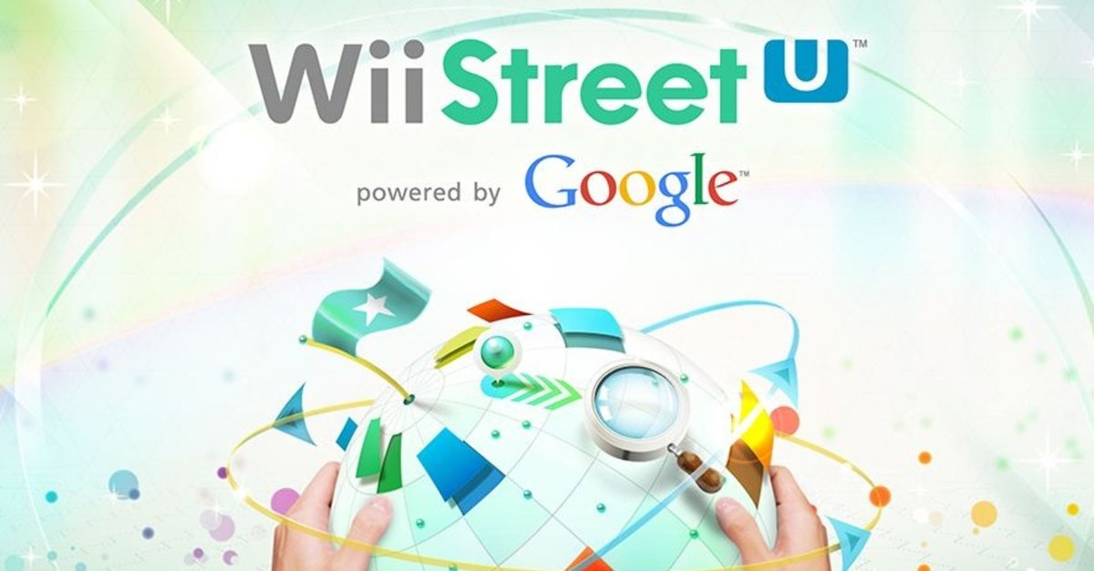 wii street u google street view app f r die wii u verf gbar giga. Black Bedroom Furniture Sets. Home Design Ideas