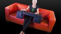 Couchmaster - Zocken auf dem Sofa oder im Bett