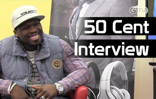50 Cent im Interview: Rap-Geschichten, Musikgeschäfte und Kopfhörer