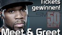 Gewinnt ein Meet & Greet mit 50 Cent!