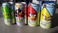 Angry Birds Limonade im Test: Eine leichte Geschmacksverirrung [Update]