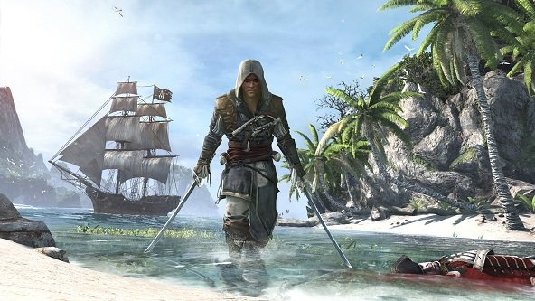 Assassins Creed 4 Protagonist Edward Kenway
