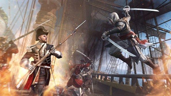 Assassin's Creed 4 - Black Flag: Ubisoft verteidigt die Zahl im Namen