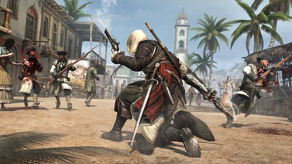 Assassin's Creed 4: Nichts für Kinder