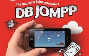 Augmented-Reality-Spiel Jompp der DB: Punktejagd durchs Zugfenster