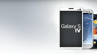Samsung Gewinnspiel - So gewinnt ihr eins von 40 Samsung Galaxy S4
