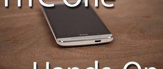 Unser Anwärter auf das Smartphone des Jahres: HTC One - Hands-On