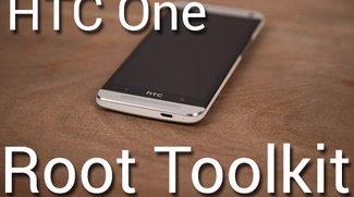 HTC One rooten - so geht's: Mit Toolkit auf einen Klick Kernel und Custom Rom flashen