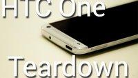 HTC One Teardown (Exklusiv)