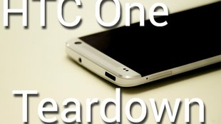 HTC One Teardown (Exklusiv)
