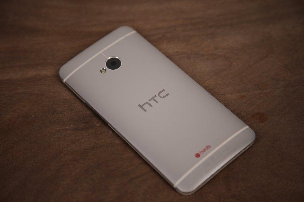 HTC One: Kamera hat ISO Bug
