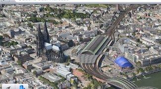 Karten-App von Apple: Verbesserte 3D-Ansichten