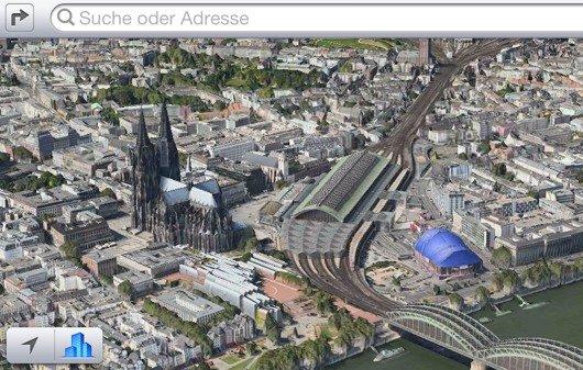 Apple-Karten: Kleinanzeige bestätigt Pläne für öffentliche Verkehrsmittel