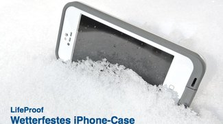 LifeProof iPhone 5-Case im Test: Für Outdoor-Freaks und Dreckspatzen