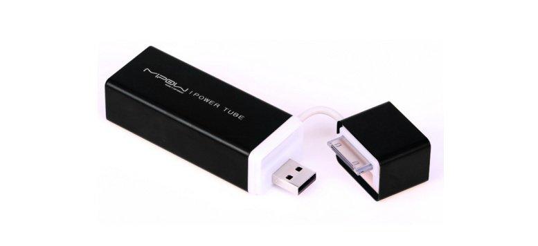 MiPow SP3000-BK PowerTube versandkostenfrei für 26,99 Euro