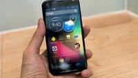 Motorola Smartphone mit Stock-Android aufgetaucht