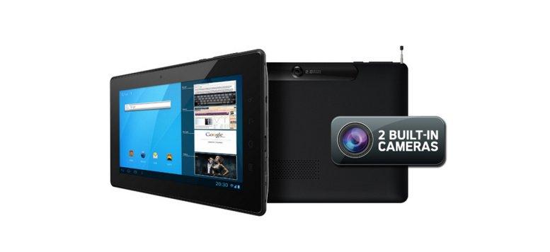 Odys Motion 7 Zoll Tablet für 111,00 Euro bei Amazon
