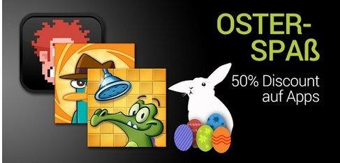 Oster-Schnäppchen – Diverse Apps im Play Store jetzt günstiger