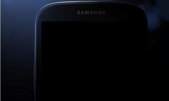 Samsung Galaxy S4 - Samsung zeigt nichtssagendes Teaserbild
