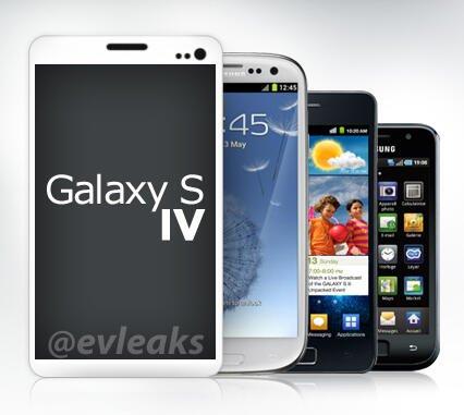 Ein neuer Tag, ein neuer Leak - Sieht so das Samsung Galaxy S4 aus?