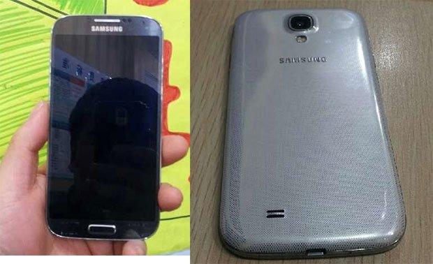 Samsung Galaxy S4: Neuer Leak soll Bilder des echten Gerätes zeigen