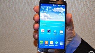 Samsung Galaxy S4: Nachfrage toppt alles bisher Dagewesene