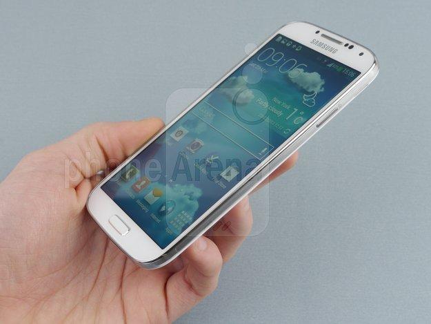 Galaxy S4 – Erster Testbericht vom neuen Samsung-Flaggschiff