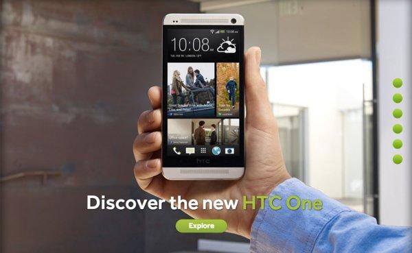 HTC One jetzt virtuell antesten