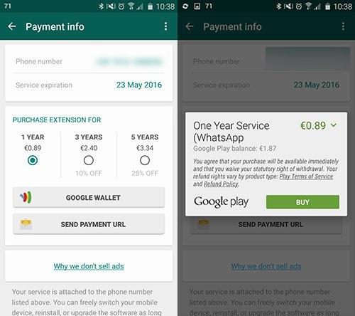 whatsapp kosten was kostet die messenger app auf android und iphone giga. Black Bedroom Furniture Sets. Home Design Ideas