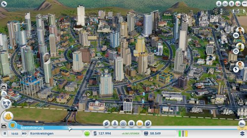 Sim City Mod Für Größere Städte Giga