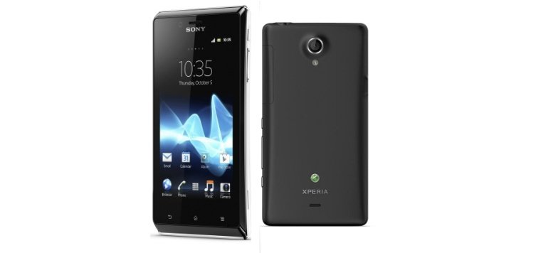 Sony Xperia J für 169,00 Euro auf Ebay