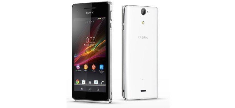 Sony Xperia V weiss für 439,90 Euro bei Getgoods
