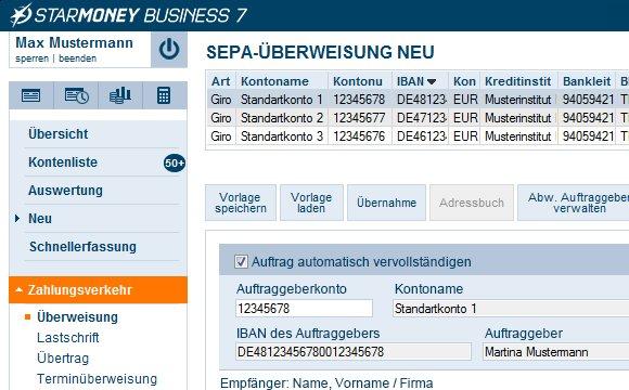 Starmoney-Business