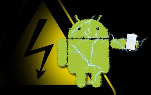 Stromschlag statt Vibrationsmotor - MPFF im Smartphone