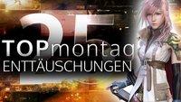 GIGA Top-Montag: Die herbsten Spiele-Enttäuschungen - Teil 1