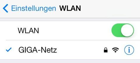 WLAN-iPhone-verbinden