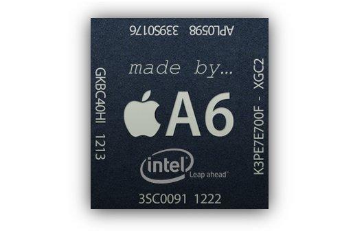 Apple in Gesprächen mit Intel über Produktion von ARM-CPUs