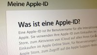 Kritische Sicherheitslücke: Apple-ID-Passwort nur mit E-Mail-Adresse und Geburtsdatum zurücksetzen