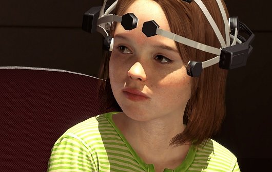 Beyond - Two Souls: E3-Trailer & Gameplay-Video