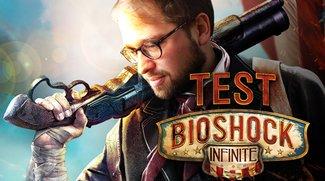 BioShock Infinite Test – Der beste Shooter seit Half Life 2 (Video-Review)