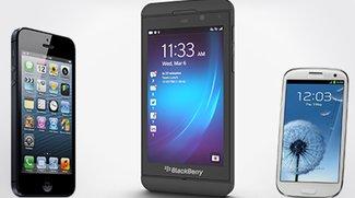 Blackberry OS: Sicherheitstests dauern noch an
