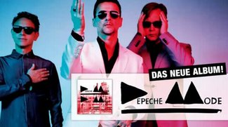 """Depeche Mode: Neues Album """"Delta Machine"""" im Stream anhören"""