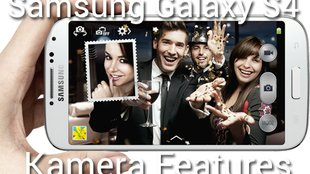 Samsung Galaxy S4 - Die Kamera Features