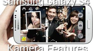 Samsung Galaxy S4 - Die Kamera Features