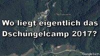 Wo ist das Dschungelcamp 2017? Google Earth zeigt es!
