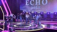 Echo 2013: Live-Stream von der Verleihung mit Seeed, Cro, David Garrett, Tote Hosen...